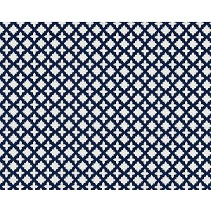 27034-006 MARRAKESH WEAVE Navy Scalamandre Fabric