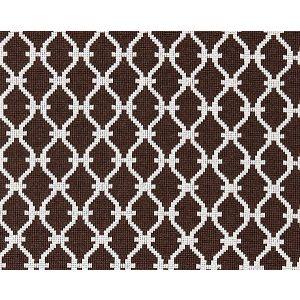 27009-008 TRELLIS WEAVE Espresso Scalamandre Fabric