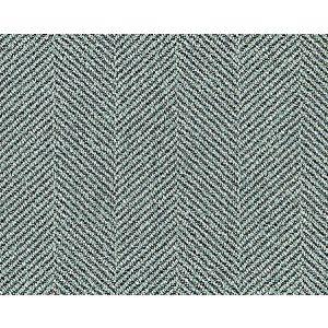 K65108-008 SAVILE HERRINGBONE Aquamarine Scalamandre Fabric