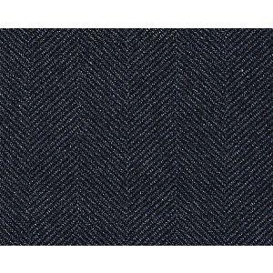 K65108-011 SAVILE HERRINGBONE Navy Scalamandre Fabric
