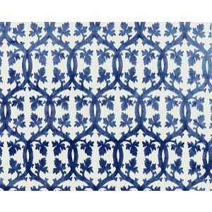 26690M-017 FALK MANOR HOUSE Lapis Scalamandre Fabric