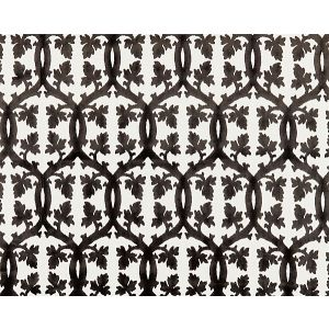 26690M-018 FALK MANOR HOUSE Carbon Scalamandre Fabric
