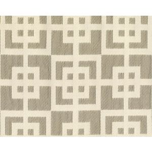 TF 23337626 TIME SQUARED Ivory Old World Weavers Fabric