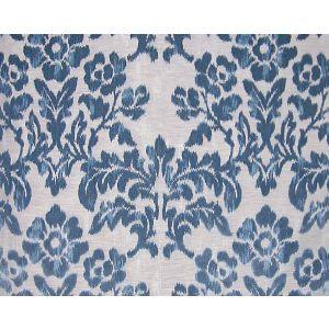 V1 0002IBIZ VARALA Tahoe Blue Old World Weavers Fabric