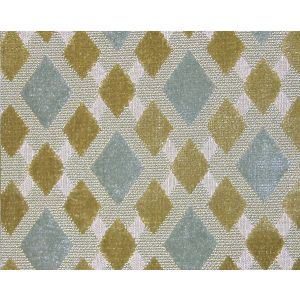 VC 00022104 VIVACE Aqua Chartreuse Old World Weavers Fabric