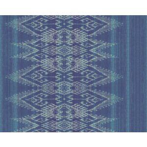 WMA MF020707 PROVENDER Blue Scalamandre Wallpaper