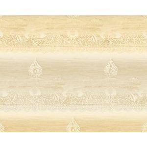 WMA MF030411 OASIS Gold Silver Scalamandre Wallpaper