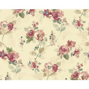 WMA MF050805 LOLITA Vintage Scalamandre Wallpaper