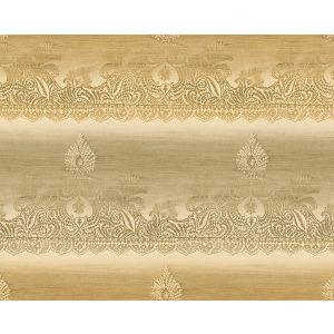 WMA MF060411 OASIS Mid Gold Scalamandre Wallpaper