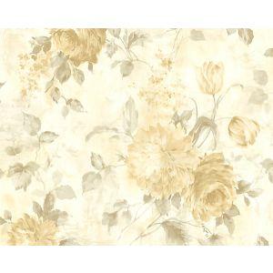 WMA MF070506 SASHA Gold Scalamandre Wallpaper