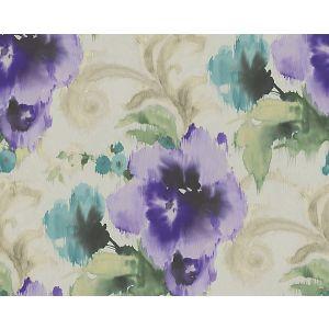 WMA MF080810 MARILYN Silver Purple Scalamandre Wallpaper