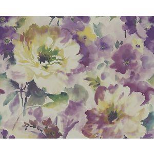 WMA MF090815 JULIET Silver Purple Scalamandre Wallpaper