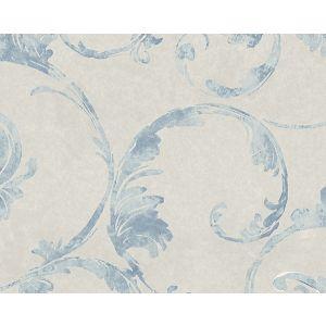WMA MF120703 SEAPOWET Light Blue Scalamandre Wallpaper