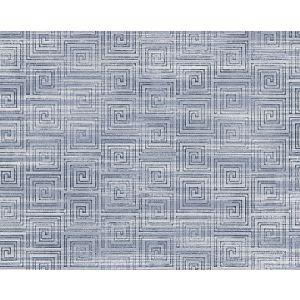 WMA ST020908 METEORA Blueberry Scalamandre Wallpaper