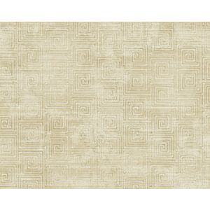 WMA ST070908 METEORA Gold Scalamandre Wallpaper