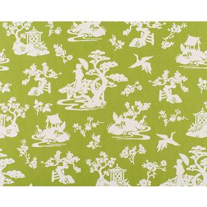 WR 00032953 LILY POND Grass Old World Weavers Fabric