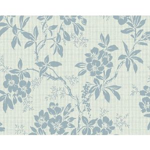WSB 00560703 VERA Blue Sandberg Wallpaper
