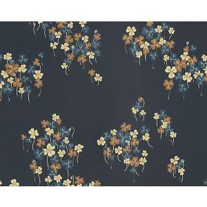 WSB 00960706  HARSYRA Dark Blue Sandberg Wallpaper