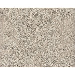 WSM PA01 PAISLEY Sterling Scalamandre Wallpaper