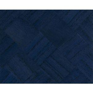 WTO NE101010 WOOD VENEER Sapphire Scalamandre Wallpaper