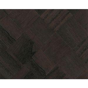 WTO NE10107 WOOD VENEER Cocoa Scalamandre Wallpaper