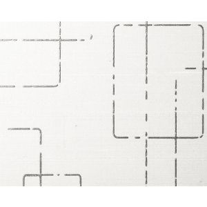 WTT 651281 SHAMBALA SILK Silver Snow Scalamandre Wallpaper