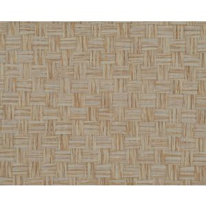 WTW 0418MOCC MOCCASIN WEAVE Cream Scalamandre Wallpaper