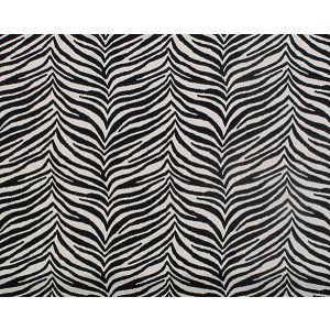 ZS 00018048 SINGITA Black White Old World Weavers Fabric
