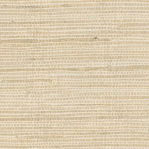 53-65624 Mei Grasscloth Cream Brewster Wallpaper