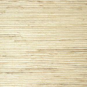2622-54727 Martina Grasscloth Fog Brewster Wallpaper