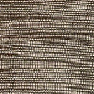 2622-65409 Marcin Grasscloth Brown Brewster Wallpaper