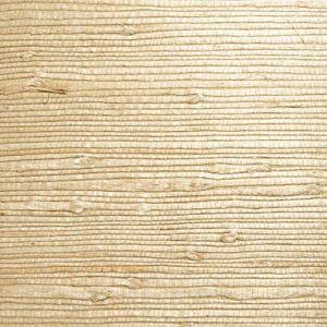2622-54726 Martina Grasscloth Beige Brewster Wallpaper