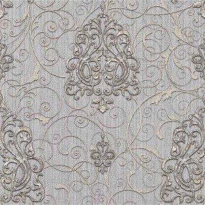 Z1749 Dis Zeno Damask Periwinkle Brewster Wallpaper