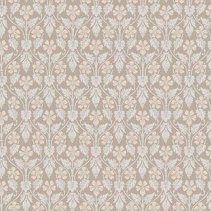 2827-4536 Nora Ogee Light Brown Brewster Wallpaper