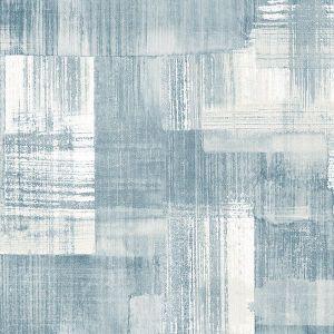 2889-25226 Trosa Brushstroke Teal Brewster Wallpaper