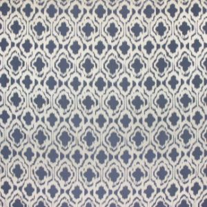 ANNEX Blue Gray Carole Fabric