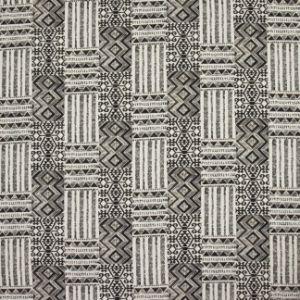 CEDAR FALLS Black Spice Carole Fabric