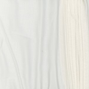 CLOUDY SKIES White Snow Carole Fabric
