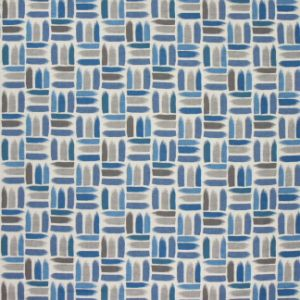 CROSSWORD Denim Carole Fabric