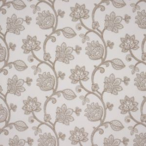 EXPANSIVE GARDEN Taupe Carole Fabric