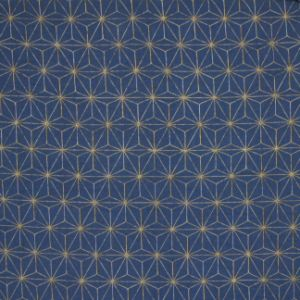 STAR POTENTIAL Navy Carole Fabric