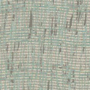 STILL WARM Aqua Carole Fabric