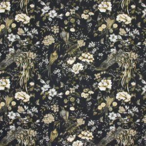 SWEET SERENITY Midnight Carole Fabric