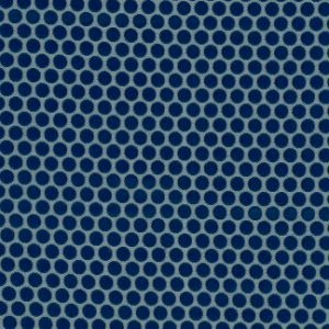 TASTEBUD Peacock Blue Carole Fabric