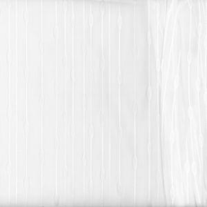 TRUTH TO TRUTH White Carole Fabric