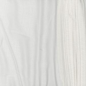 UNDISCOVERED Off White Carole Fabric