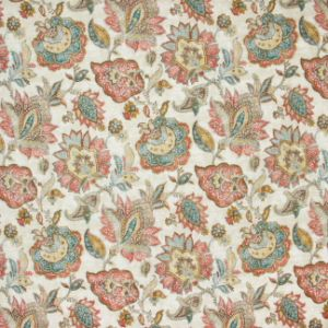 VINTAGE TOUCH Copper Carole Fabric