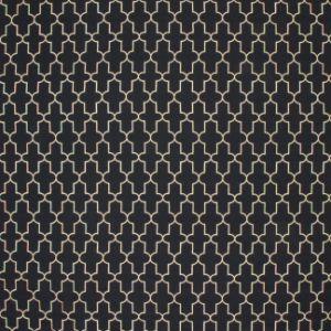 VOLLEY Black Carole Fabric
