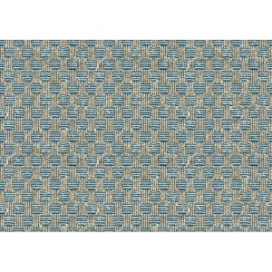 2013105-506 BOSPHORUS CHECK Sapphire Lee Jofa Fabric
