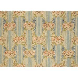 2015108-159 ELOISE Blue Orange Lee Jofa Fabric